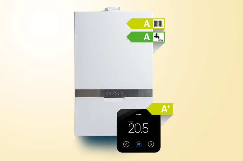 Energy Efficient ATAG Boiler